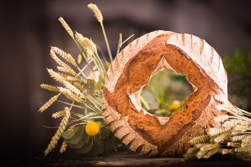 Découvrez à l'occasion de la fête du pain , notre feuilleton - N°5  : pain & santé