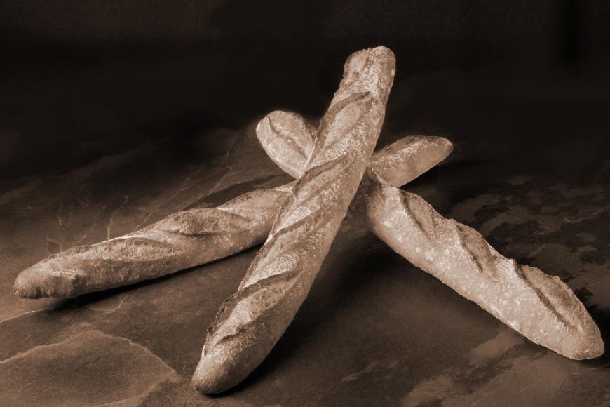 Découvrez à l'occasion de la fête du pain , notre feuilleton - N°3 : Notre baguette bientôt inscrite au patrimoine mondial de l'humanité ?