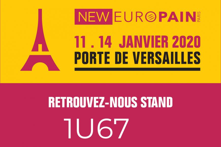Salon Europain 2020