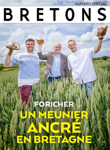 Presse , le numéro spécial du Magazine Breton